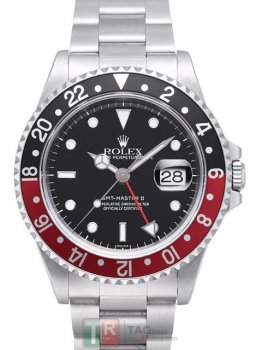 ROLEX GMT-MASTER II Replica Men's Watch 16710A
