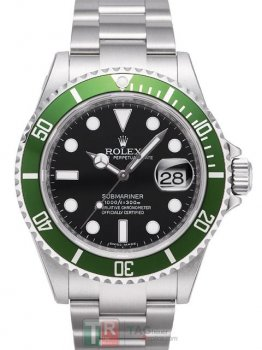 Replica ROLEX SUBMARINER DATE Watch 16610LV