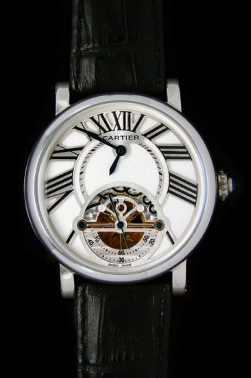 Cartier Ballon Bleu de Cartier Tourbillon Automatic W6920001 Replica Watch