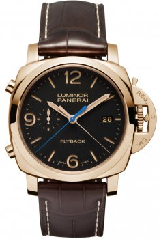 Panerai Luminor 1950 3 Days Chrono Flyback Automatic Oro Rosso PAM00525
