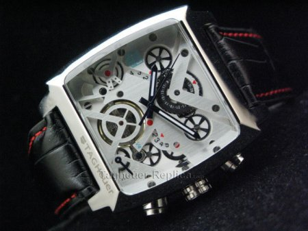 TAG HEUER Monaco V4 SKELETON AUTOMATIC-4