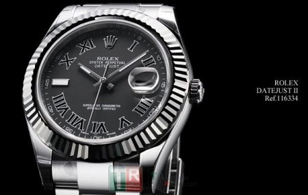 Replica ROLEX DATEJUSTII 116334B Watch