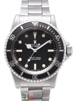 Replica ROLEX SUBMARINER 1971 Black Dial Men's Watch Ref.5513A