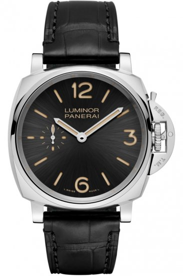 Panerai Luminor Due 3 Days Acciaio PAM00676