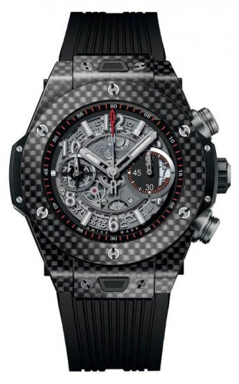 Hublot Big Bang Unico Carbon Watch Replica