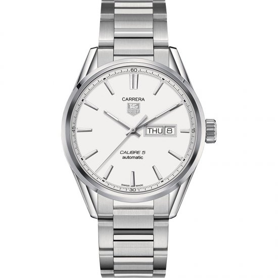 TAG Heuer Carrera Calibre 5 Day-Date Automatic Watch 41 mm Replica