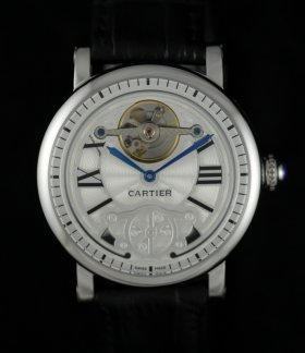 Cartier Flying Tourbillon Minute Repeater Watch