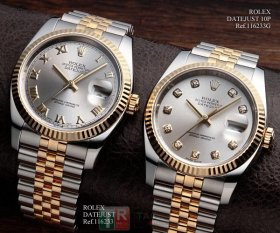 ROLEX DATEJUST 10P Replica Watch Ref.116233GA