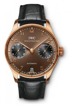 Replica IWC Portuguese 7 Day Power Reserve Automatic IW500124