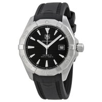 Tag Heuer Aquaracer Automatic Black Dial Steel Men's Watch WAY2110.FT8021