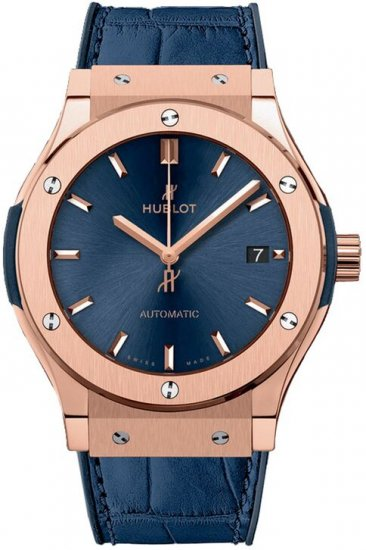 Hublot Classic Fusion Automatic Gold 45mm Watch Replica