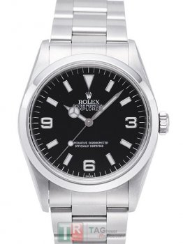 Replica ROLEX EXPLORER BLACKOUT 14270