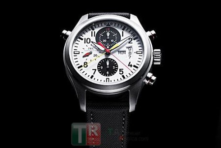 IWC Pilot's watches Classics Double Chronograph 2008 DFB Limite