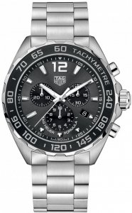Tag Heuer Formula 1 Chronograph Black Dial Men's Watch CAZ1011.BA0842