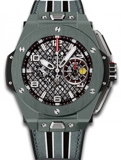 Hublot Big Bang Ferrari Speciale Watch Replica