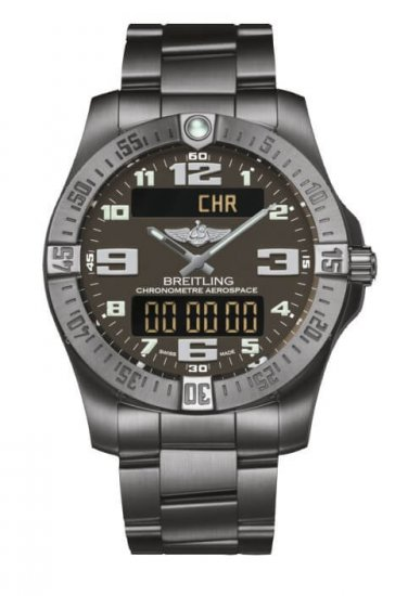 Breitling Professional Aerospace Evo E7936310/F562/152E Watch