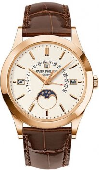 Patek Philippe Grand Complication Perpetual Calendar Mens Watch Fake