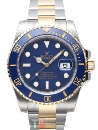 Replica ROLEX SUBMARINER DATE Watch 116613LB