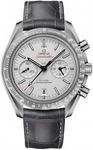 Omega Speedmaster Grey Side of the Moon Co-Axial Chronograph Replica