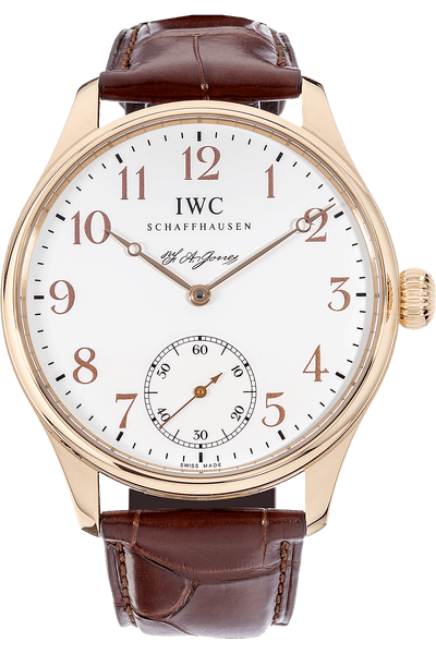 IWC Portugieser F.A. Jones Men\'s Watch IW544201
