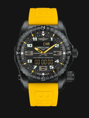 Breitling Professional Emergency II Night Mission V76325A4/BC46/246S/V20DSA/2 Watch