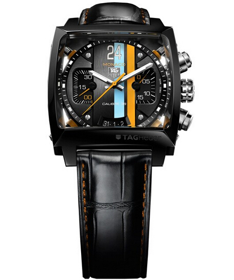 Tag Heuer Monaco 24 Concept Chronograph CAL5110.FC6265