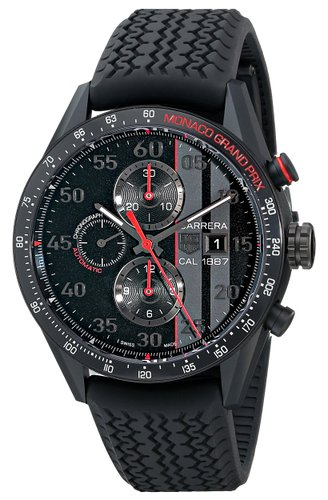 TAG Heuer Carrera Calibre 1887 Chronograph Monaco Grand Prix Limited Edition Replica