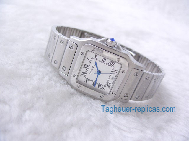 Cartier W31074M7 Unisex Pasha C Stainless Steel