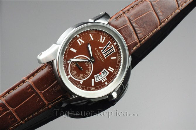 Cartier Calibre De MENS WATCH