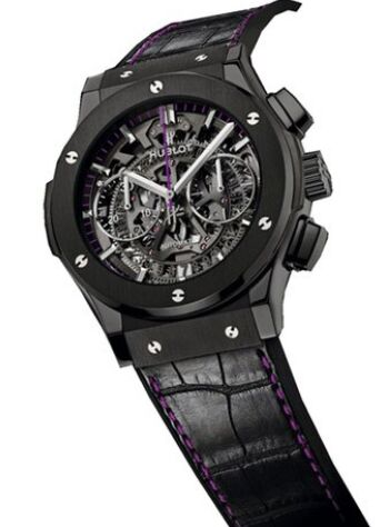 Hublot Classic Fusion Womanity Men\'s Watch Replica