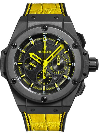 Hublot King Power 692 Bang New York Boutique Edition Watch Replica