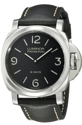 Panerai Luminor Base 8 Days Acciaio - 44mm Watch Replica