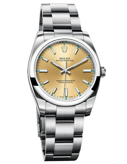 Rolex Oyster Perpetual 34mm 114200 Fake