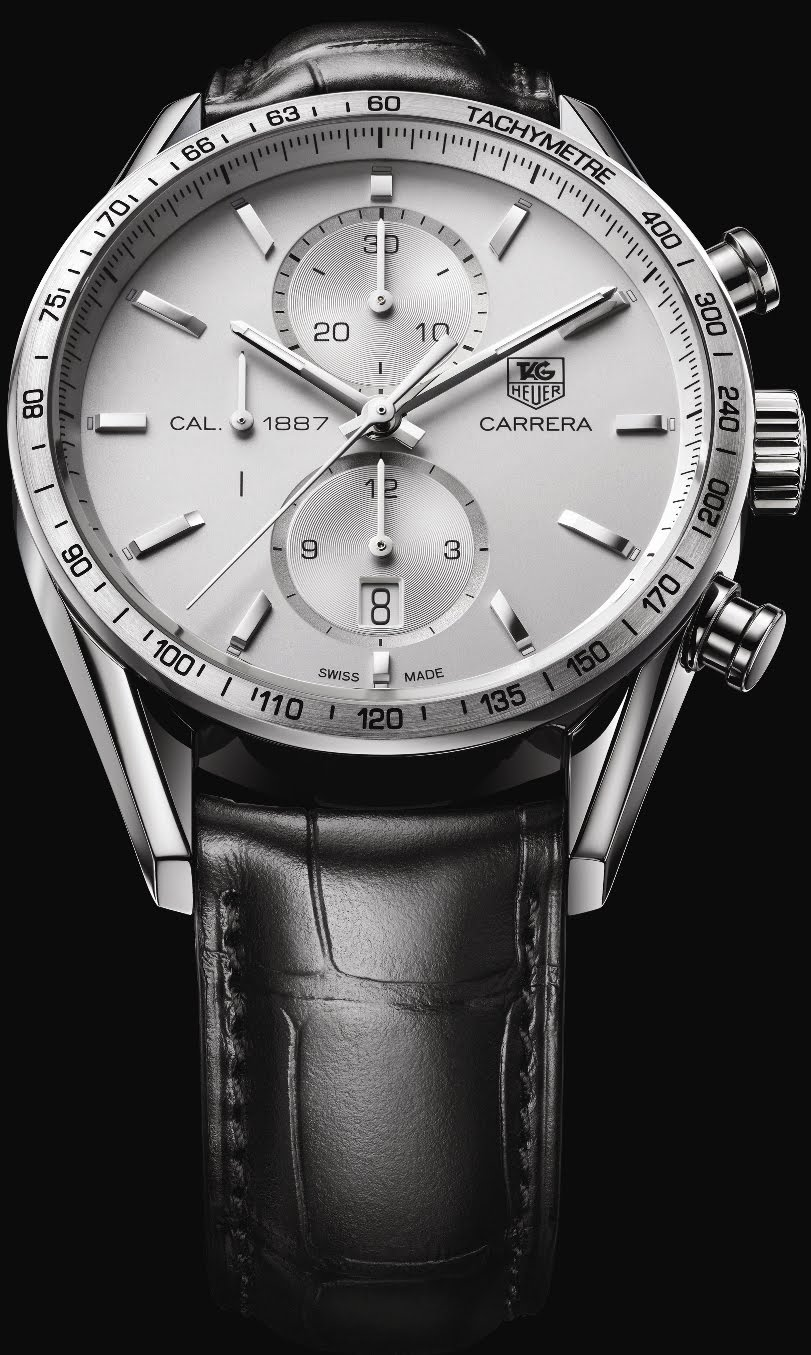 Baselworld 2010: TAG Heuer CARRERA 1887 Chronograph