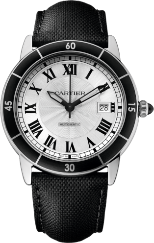 Ronde Croisiere de Cartier watch