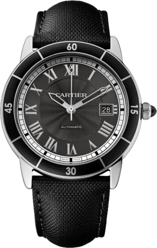 Ronde Cruise from Cartier watch