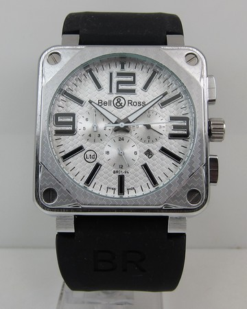 Bell & Ross BR 01-94 Steel Chronograph Replica