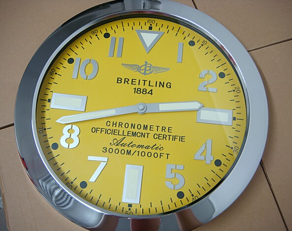Breitling Wall Clock Replica bwc002