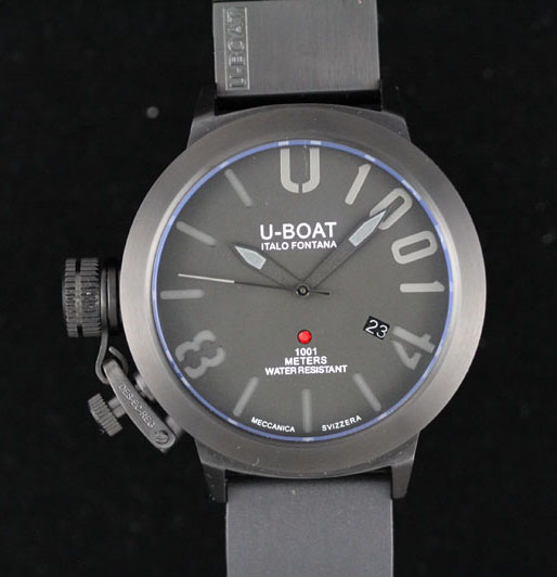 U-Boat U 1001 Replica Limited Edition Titanium Watch