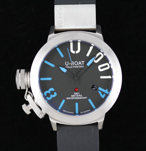 U-Boat U 1001 Limited Edition White Gold Watch