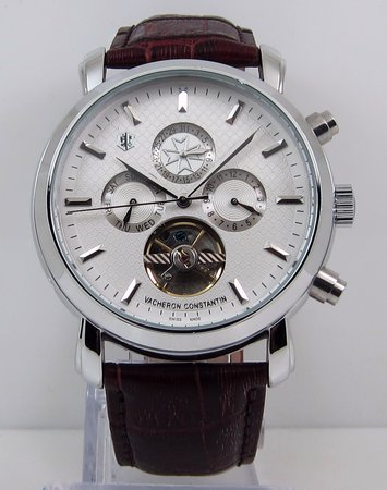Vacheron Constantin Patrimony Traditionelle Calibre 2755 Silvered Opaline Dial