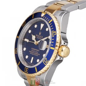 Replica SWISS ROLEX SUBMARINER DATE 16613A