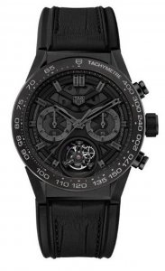 Tag Heuer Carrera Tourbillon Chronograph Automatic Men's Watch