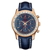 Breitling Montbrillant 01 RB013012/C896/718P/R18BA.1 Rose Gold Watch
