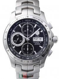 TAG Heuer Link CHRONOGRAPH DAY-DATE CJF211A.BA0594