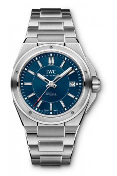 "Replica IWC Ingenieur Automatic Edition ""Laureus Sport for Good Foundation IW323909"