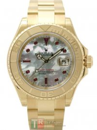 ROLEX YACHT-MASTER Replica Watch 16628NGR