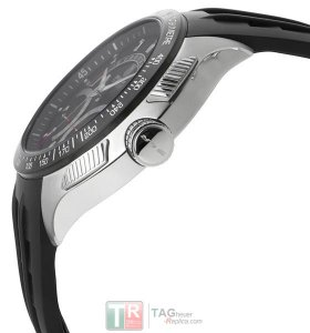 TAG Heuer SLR Calibre S Laptimer Watch CAG7010.FT6013