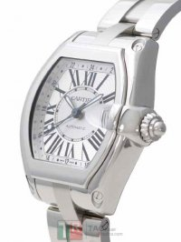 Cartier ROADSTER GMT W62032X6