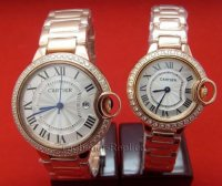 CARTIER ballon bleu WATCH, SMALL MODEL WE9003Z3-2